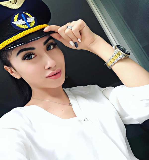 Air hostess call girl